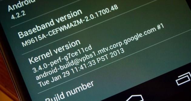 Google al lavoro sul kernel 3.8 per Android