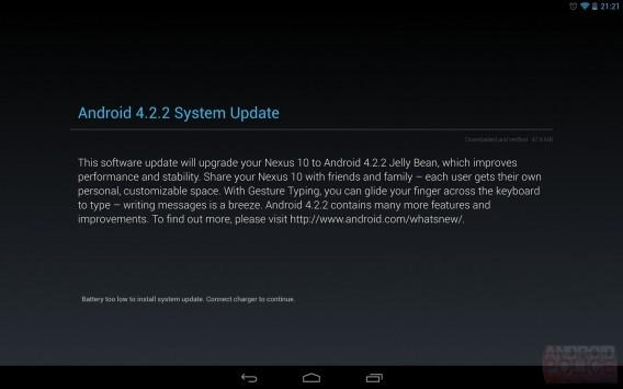 Samsung Galaxy Nexus e Nexus 7: iniziato il roll-out di Android 4.2.2 in Italia [UPDATE: Nexus 4]