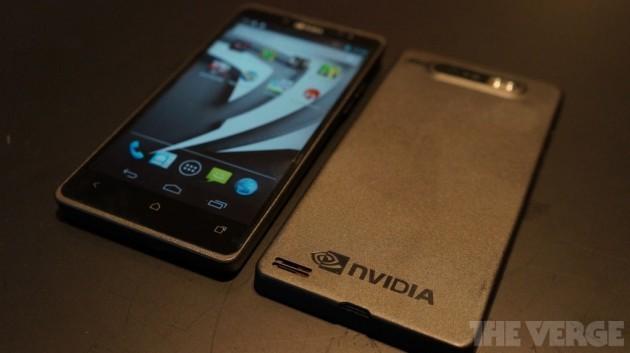 Nvidia Phoenix: primo smartphone Android con Tegra 4i