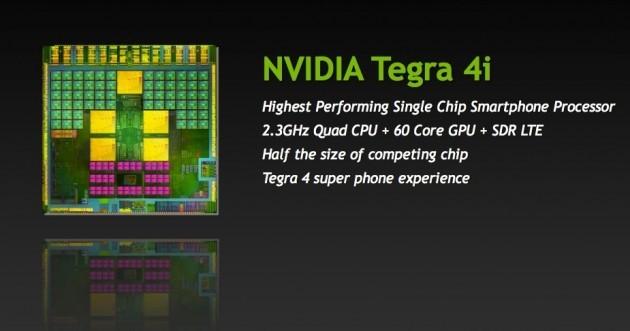 Nvidia presenta Tegra 4i: processore quad-core con modulo LTE integrato