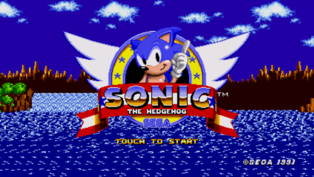 Il gioco originale Sonic The Hedgehog arriverà sul Google Play