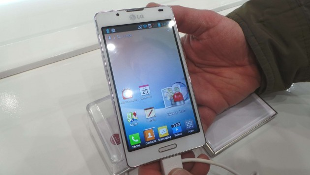 LG Optimus L7 II: lancio in Germania a 249€