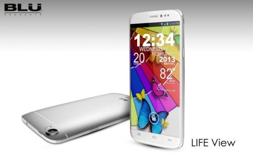 BLU presenta la gamma Life: tre smartphone quad-core con Android 4.2