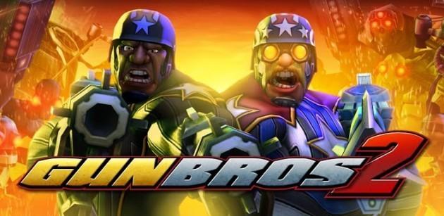 Gun Bros 2 arriva sul Play Store