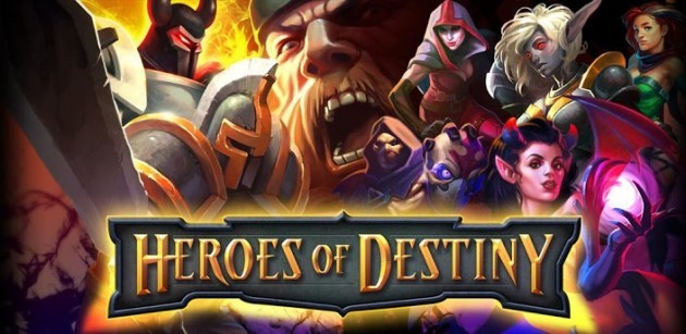 Heroes of Destiny: un nuovo action RPG targato Glu Mobile arriva su Android