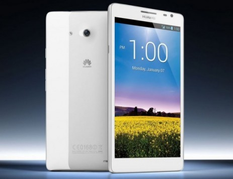 Huawei Ascend Mate disponibile in Cina a 335€: in Europa a 399€?