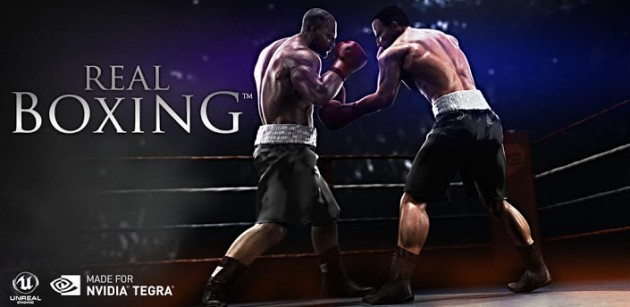 Real Boxing disponibile sul Play Store, soltanto per i dispositivi Tegra