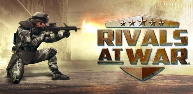 Rivals at War: il nuovo titolo di Hothead Games sbarca sul Play Store