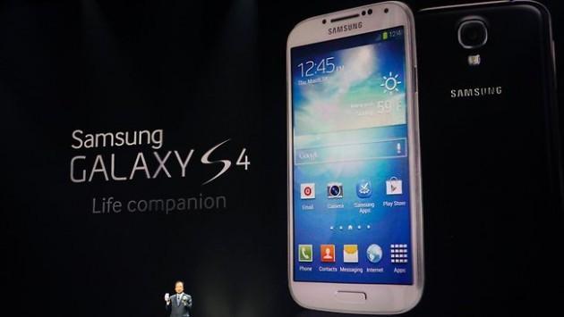 Samsung Galaxy S IV: secondo i primi test gestisce bene le alte temperature