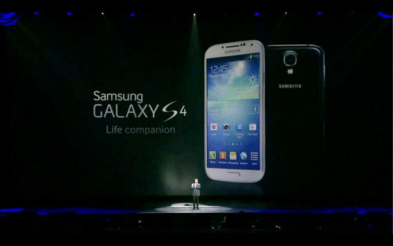 Samsung Galaxy S IV, boom di pre-registrazioni in UK: + 40% rispetto al predecessore