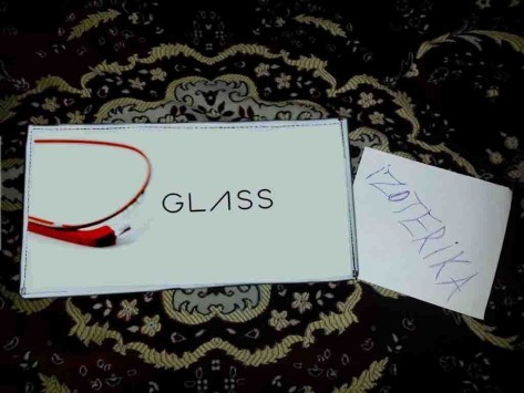 Google Glass in vendita su eBay a 8000 dollari
