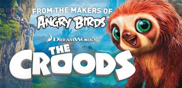 The Croods: il nuovo gioco di Rovio disponibile sul Play Store