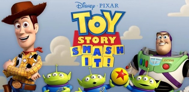 Toy Story: Smash It! arriva su Android