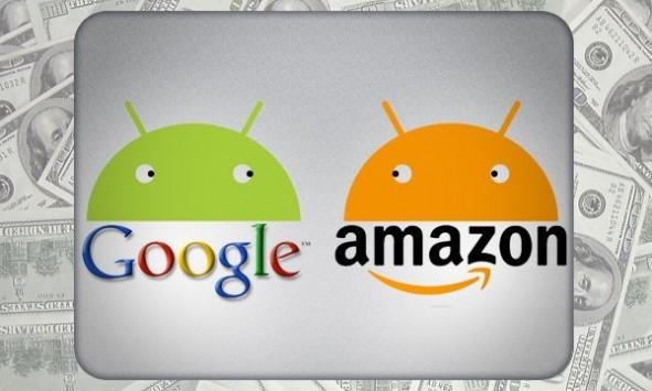 Amazon contro Google: sfida a colpi di pubblicità