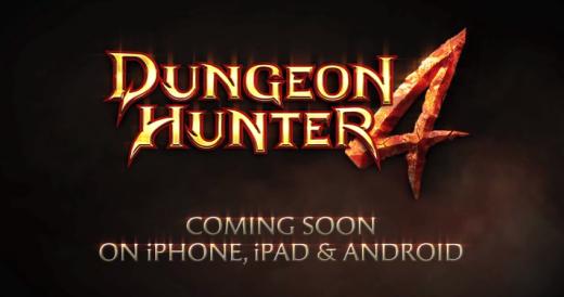 Gameloft pubblica il primo trailer ufficiale di Dungeon Hunter 4