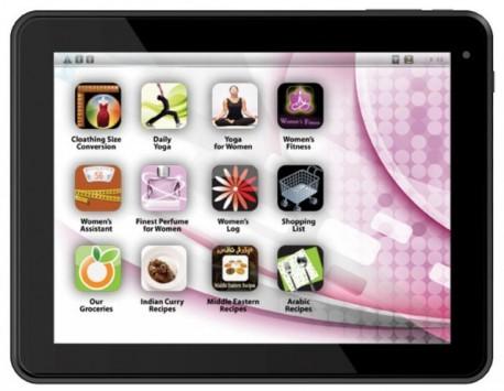 ePad Femme, il tablet Android per sole donne che suscita polemiche