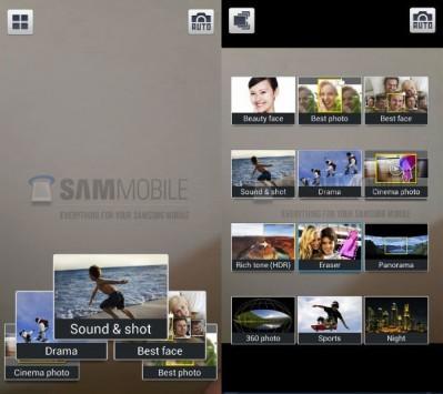 Samsung Galaxy S IV: disponibili le immagini ufficiali dell'interfaccia utente