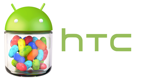 Android 4.2.2 Jelly Bean in arrivo su One ed altri top-gamma HTC