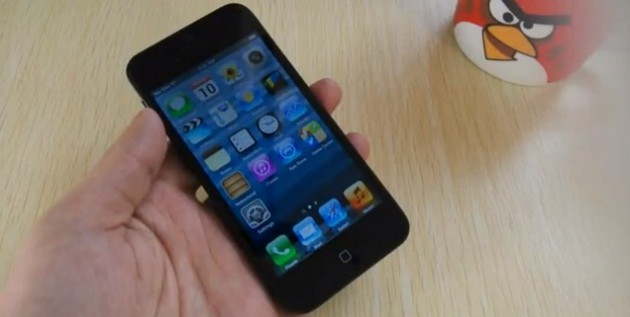 Da GooPhone arriva l'iPhone 5S con Android 4.1 Jelly Bean a 115€ (video)