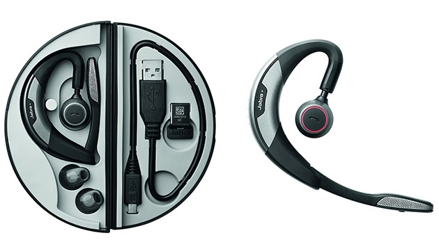 Jabra presenta Motion, un nuovo auricolare Bluetooth con NFC e sensori di movimento