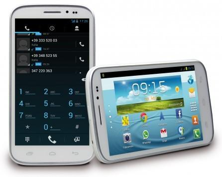 Mediacom lancia il primo smartphone: dual sim da 5,3