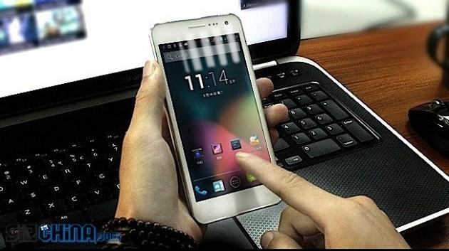 Neo N003: prime immagini del nuovo smartphone da 5