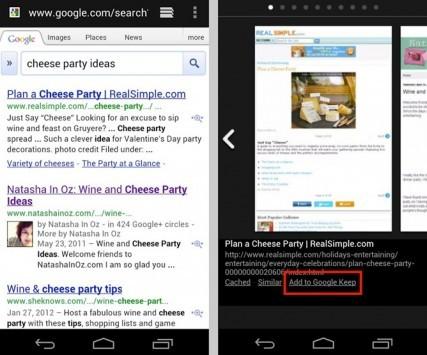Google potrebbe dare origine al nuovo servizio Google Keep [UPDATE: Primi screenshot]