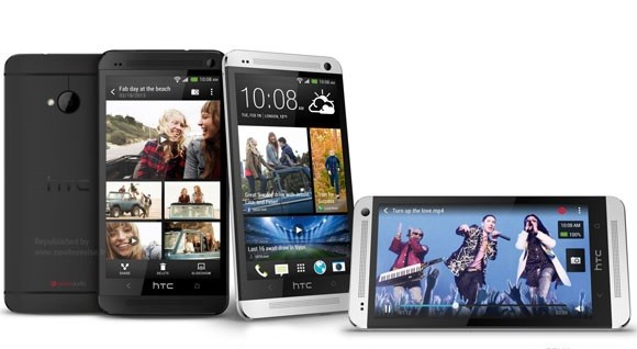 HTC One: silver or black? [VIDEO]