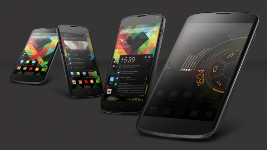 Paranoid Android: il concetto di Chat Heads anche per le applicazioni?