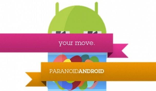 Paranoid Android: nuovo sito e novità sugli aggiornamenti OTA