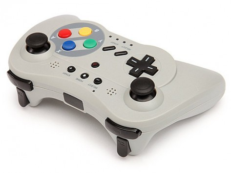 Pro Controller U: un gamepad per domarli tutti