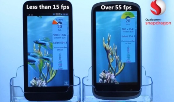 Qualcomm Snapdragon 400: ottime prestazioni nei primi test benchmark