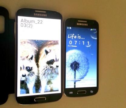 Samsung conferma il rilascio del Galaxy S IV Mini