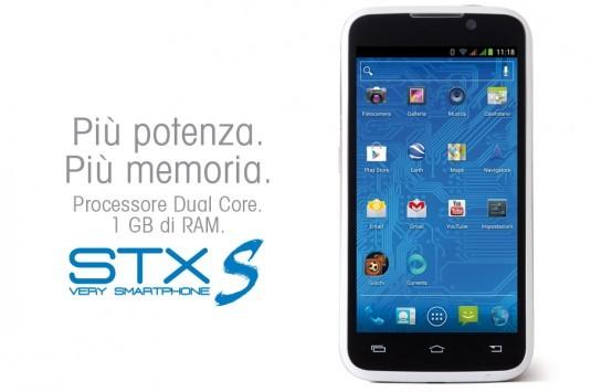 Stonex STX e STX S: l'azienda italiana svela due nuovi smartphone Android