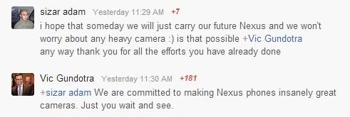 Nexus 5: probabilmente monterà una fotocamera rivoluzionaria targata Nikon