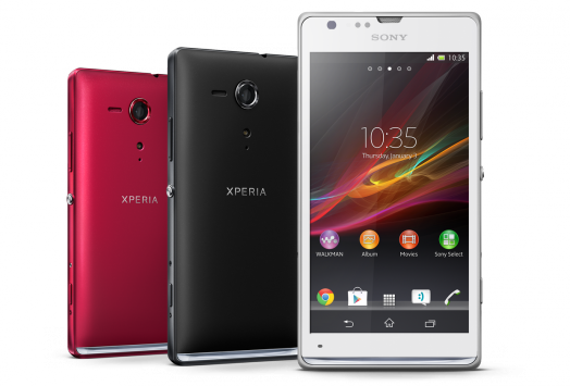 Sony Xperia SP: ecco alcuni video hands-on