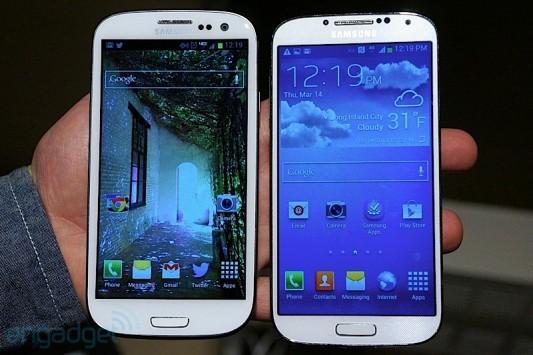 Samsung Galaxy S3 Vs Galaxy S4: cosa è cambiato?