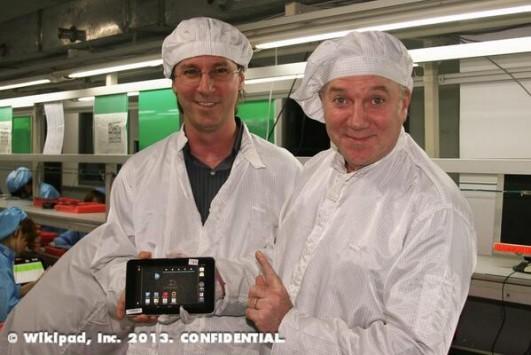Wikipad: il tablet da 7