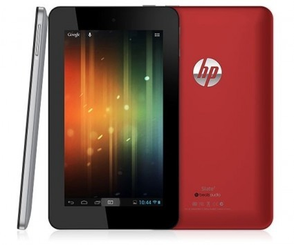 HP Slate 7: il tablet low cost è in vendita