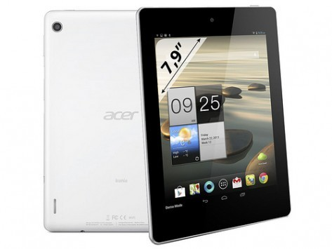 Acer Iconia A1: tablet da 7.9