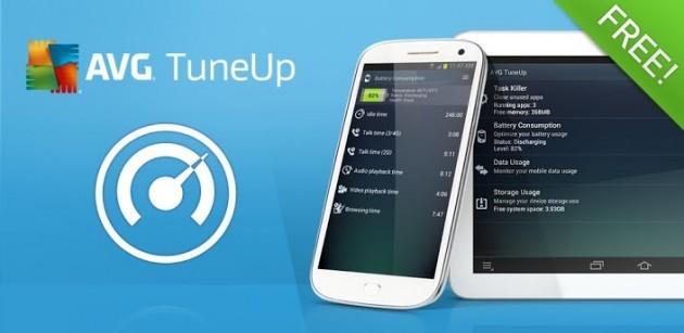 AVG TuneUp disponibile sul Play Store