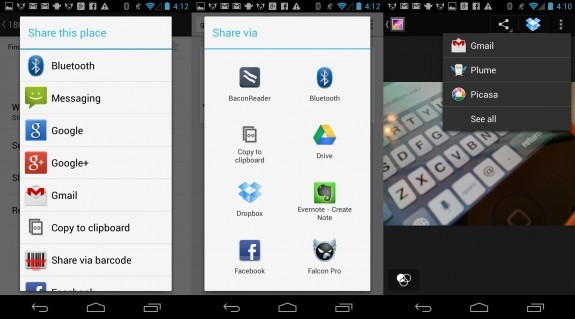 Android-Sharing-Options-Android-5.0-575x319