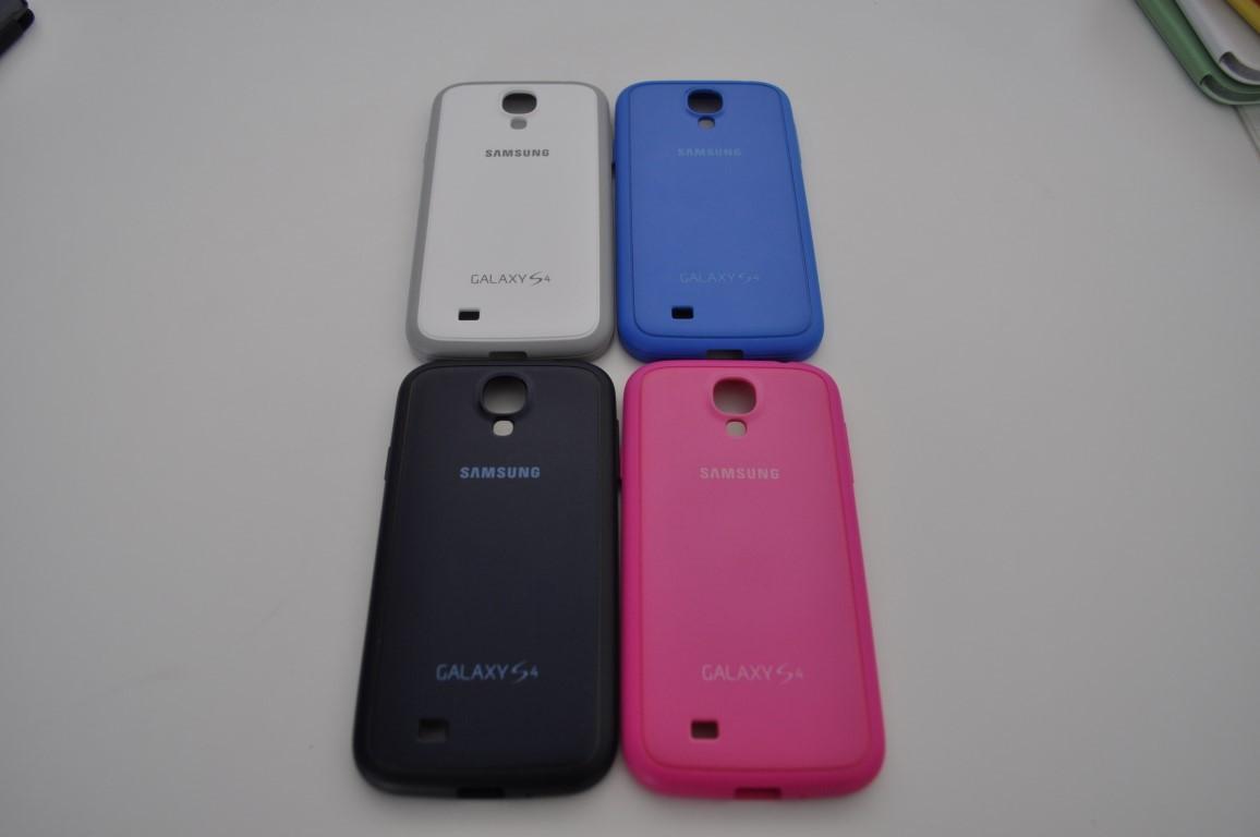 Colorazioni cover protettive Galaxy S IV