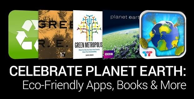 Google festeggia la Giornata della Terra con una serie di app, libri e brani consigliati