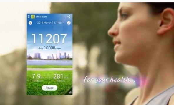 Samsung Galaxy S IV: pubblicato un nuovo video promozionale