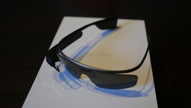 Ingress sui Google Glass: ecco come avviare applicazione native Android sugli occhiali di Google