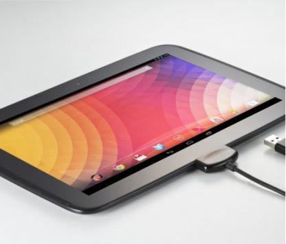 Nexus 10: Pogo Charcing Cable in vendita fuori da eBay, in arrivo anche per il Galaxy S4