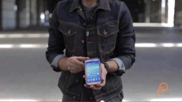 Samsung Galaxy S IV: nuovo drop test con custodia protettiva prodotta da Cygnett