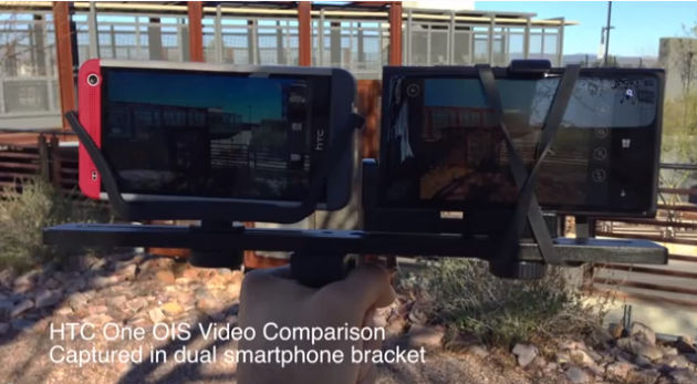 HTC One vs Nokia Lumia 920 vs iPhone 5: nuovo confronto registrazione video