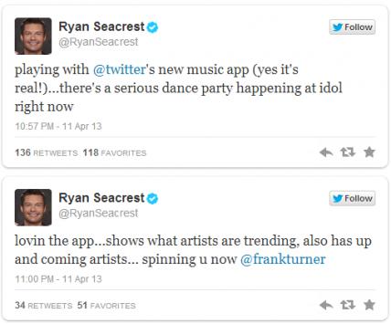 Twitter: in arrivo una nuova app Musicale in seguito all'acquisizione di 'We Are Haunted'